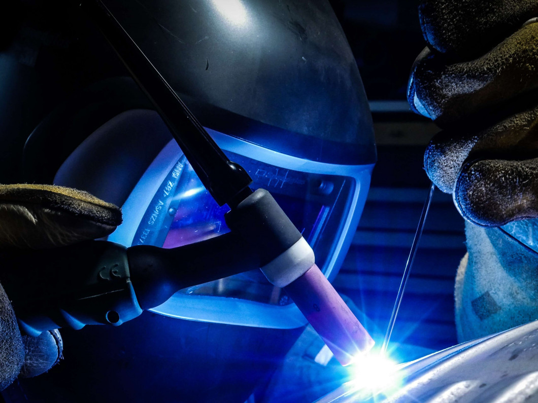 See why people rave about our welding school